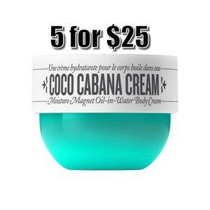 Sol De Janeiro Coconut 🥥 Cabana Cream!